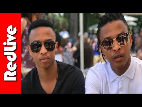 10 South African Celebs Who Have a Twin