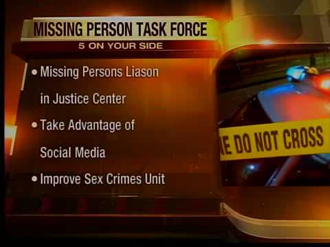 Missing Persons Report