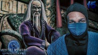 Mortal Kombat Shaolin Monks Story Mode Part 15 - DAT JUMPSCARE