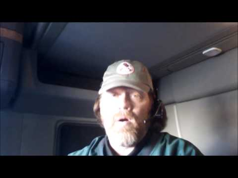 Guest Interview # 8 Tom 23 Year Old CDL Truck Driver Running Under Own Authority