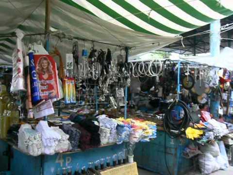"Bishkek Osh Bazaar - ""Home Depot"" / Бишкек Ош базар"
