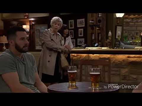 Emmerdale - Diane Tells Pete and Ross That Emma Locked Finn Before He Dies (11th October 2017)