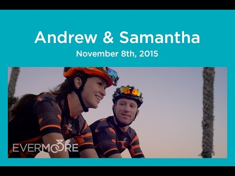 """A Lovey-Dovey Movie"" | Santa Barbara Courthouse | Andrew & Samantha | Wedding Highlight"