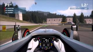 F1 2014 Gameplay Max Settings Nvidia Geforce GTX 745