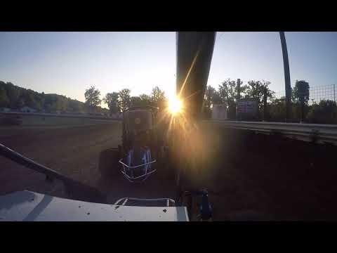 Heat Race Non Wing Class US 24 Speedway 8-12-2017