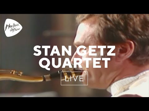 Stan Getz Quartet - Captain Marvel (Live At Montreux 1972)