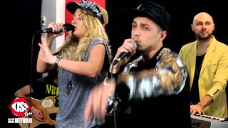 Delia & Uddi - Ipotecat [live @ Kiss FM]