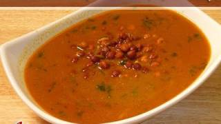 Kala Chana (Black Chickpea) Curry Recipe by Manjula