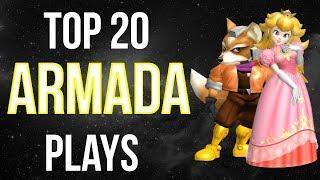 Video Armada SSBM Singles Tribute: Top 20 Plays - Super Smash Bros. Melee download MP3, 3GP, MP4, WEBM, AVI, FLV September 2018