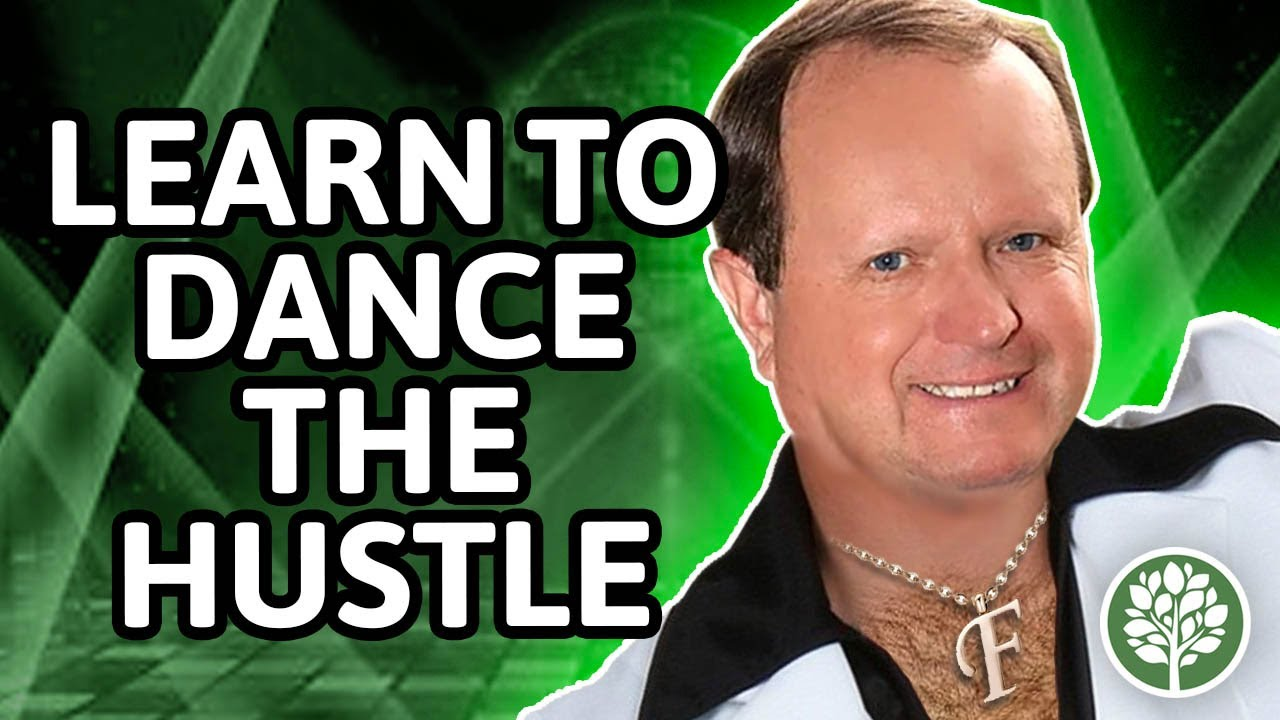 Encourage-Educate-Entertain: Learn to Dance the Hustle