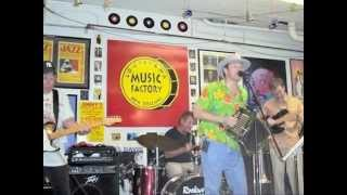Baton Rouge Blues - Chris Belleau & The Zydeco Hounds - Proud Dog