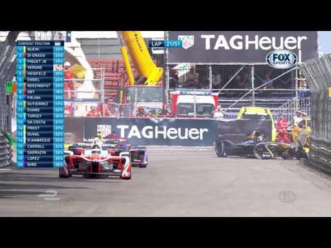 FIA Formula E Highlights: Monaco ePrix