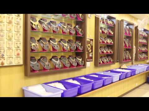Narayana Pearls - Pondy Bazaar Store Walkthough