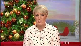 BBC Breakfast Show - Ahmadiyya Muslim Youth Association UK on their Winter Campaign