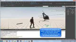 cryengine c tutorial action maps and cameras resident evil style