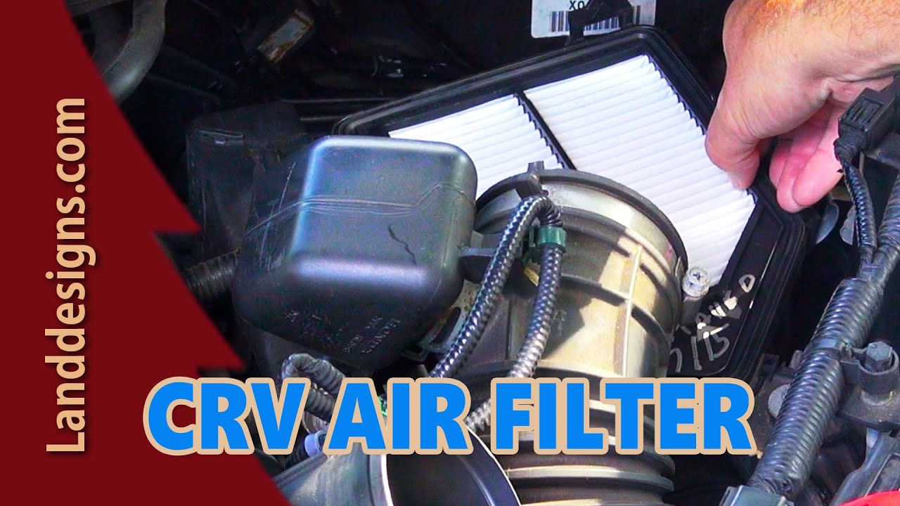 Honda crv 2010 air filter