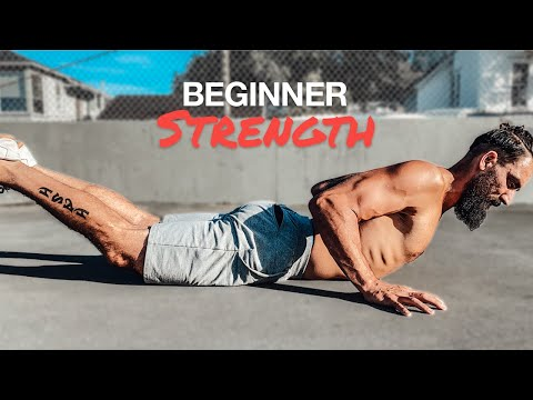 Total Body Strength for Beginners (No Gym)