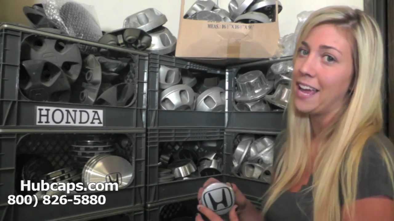 Automotive Videos: Honda CR-V Hub Caps, Center Caps & Wheel Covers - YouTube