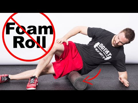 Fix IT Band Syndrome (NO FOAM ROLLING or Stretching!)
