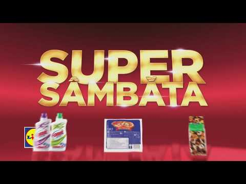 Super Sambata la Lidl • 2 Decembrie 2017