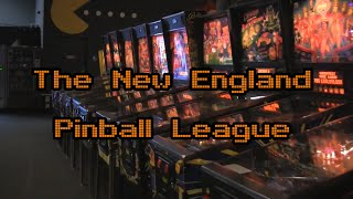 New England Pinball League TRAILER