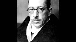 Igor Stravinsky - L