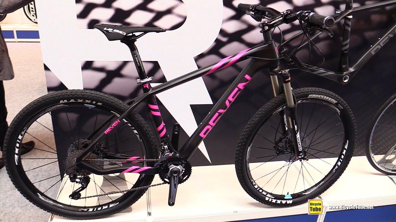 2016 Reven Hammer 650b Mountain Bike Walkaround 2015 Eurobike