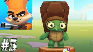 Zooba - Gameplay Walkthrough Part 5 - Shelly The Turtle ( ios, Android)