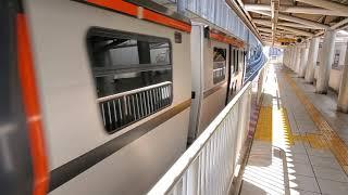 ニューシャトル2020系 鉄道博物館発車