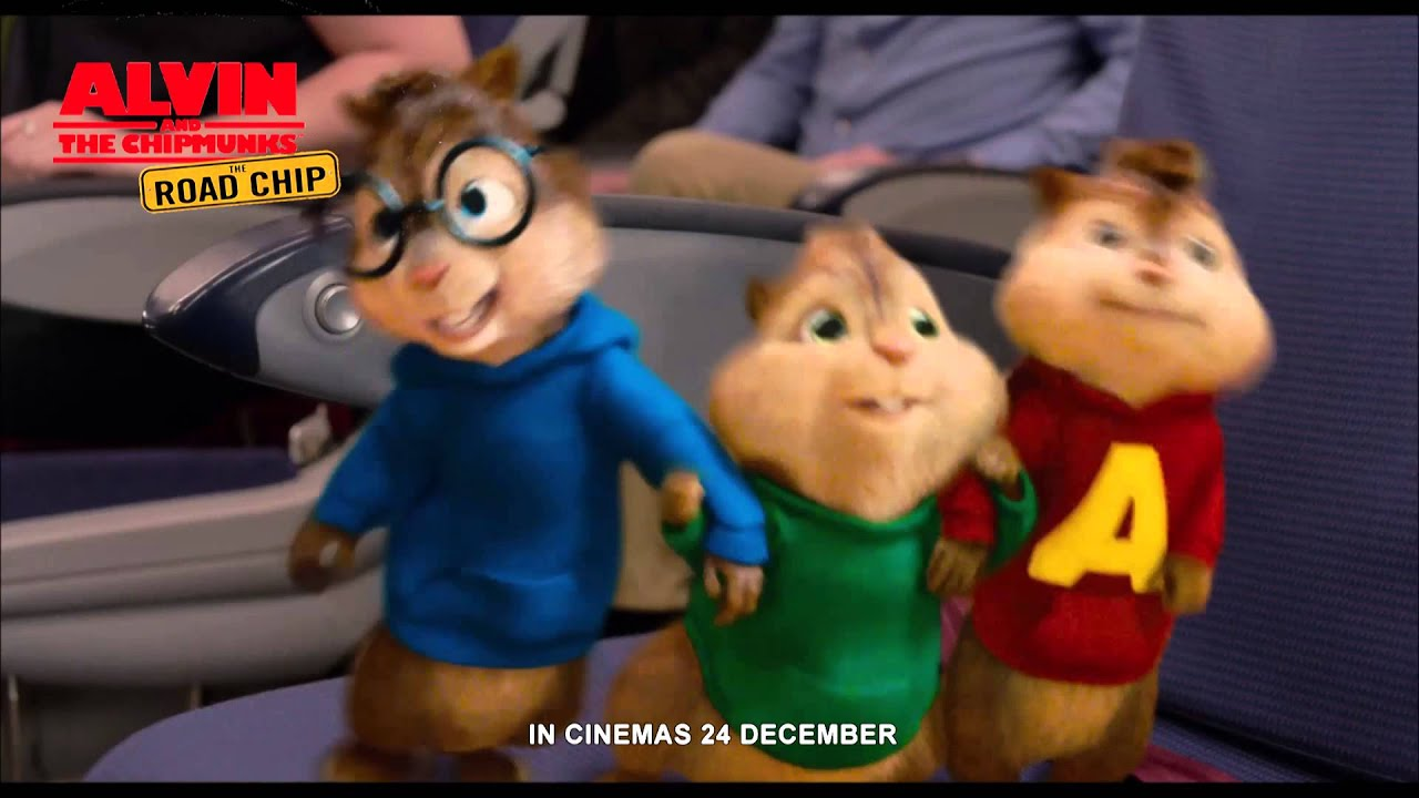 alvin and the chipmunks the road chip official trailer