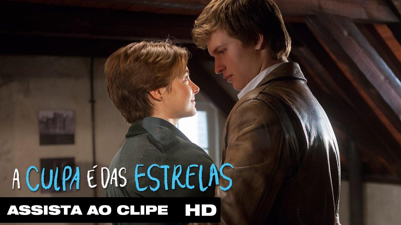 A Culpa é Das Estrelas Uma Metáfora Trecho Do Filme 2014 Youtube