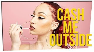 'Bhad Bhabie' Danielle Bregoli just signed a $900000 makeup brand d...