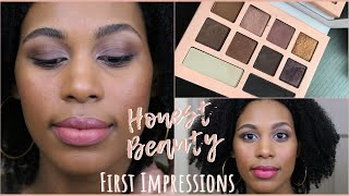Honest Beauty First Impressions & Swatches | Clean Beauty