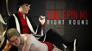 JOHNLOCK || You Spin Me Right Round