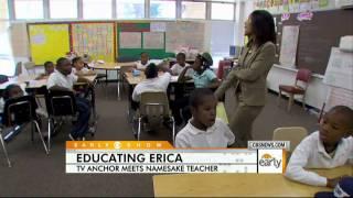 Erica Hill Meets Erica Hill