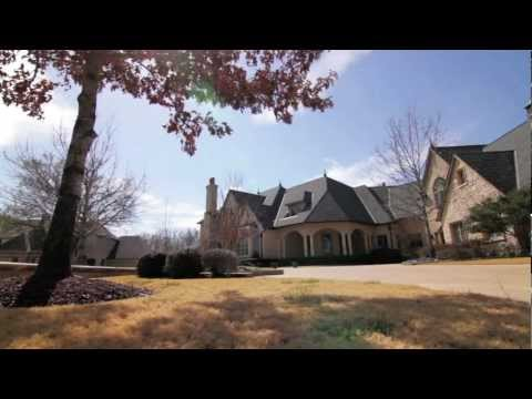 Auction Limelight- A Luxury South Tulsa Home