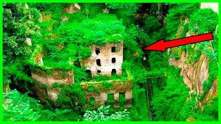 13 Lugares abandonados más misteriosos del mundo