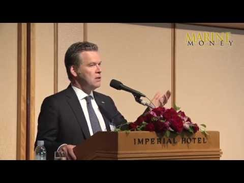 Stanislas Roger, Welcome Address – Marine Money Japan Ship Finance Forum 2016