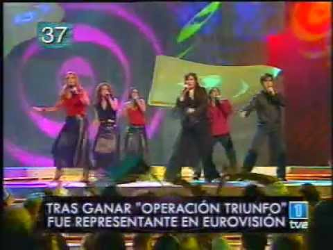 La tele de tu vida 37 Rosa - Europe´s Living a celebration 2004.mpg