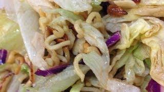 Delicious Crunchy Oriental Salad