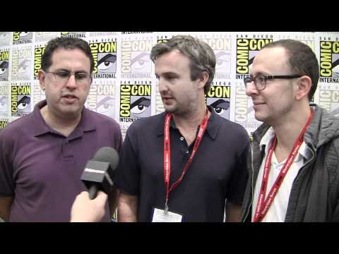 Allen Gregory - Season 1 Comic-Con Exclusive: David Goodman, Jarrad Paul and Andrew Mogel