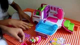 Pinypon Caravan Toy By Famosa - Very Cute Kids' Toys | Pinypon Playset