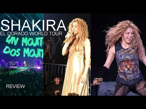 ShakiraEl Dorado World Tour Review