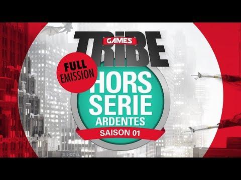 Games Tribe, l'émission Full! Saison 01 - Hors Série 01 : Les Ardentes 2017