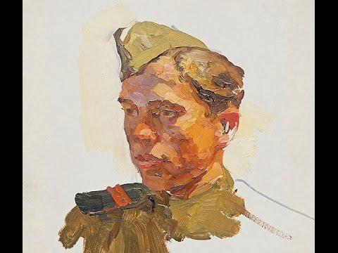 WALTZ. The Leningrad School of Painting