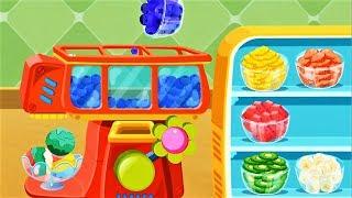 Baby Panda Ice Cream Maker - Fun Baby games