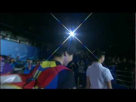 Finals - China (Wang X.) vs Korea (Bae Y.J.) - Uber Cup 2012