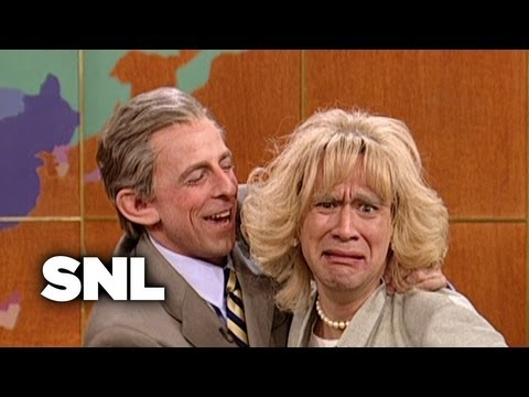 Weekend Update: Prince Charles and Camilla Parker Bowles on Getting Engaged - SNL