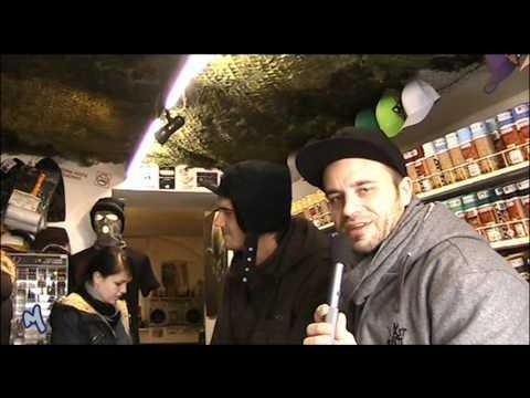 Flip & DJ Dan (Texta) (Video Interview) (Preview)