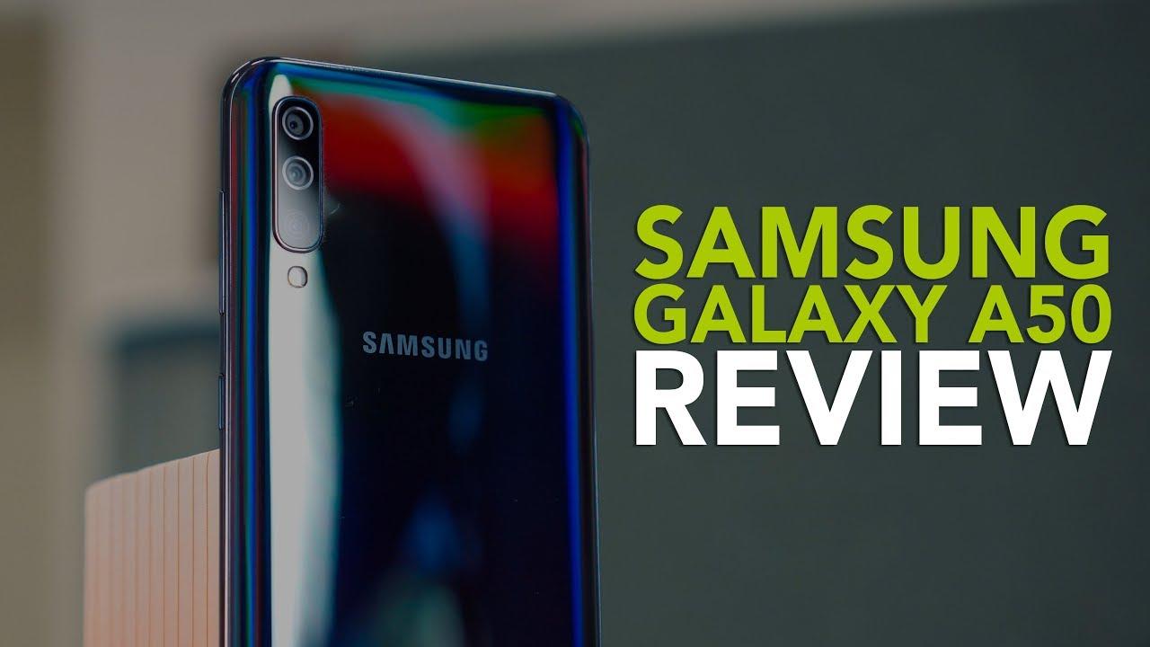 Samsung Galaxy A50 review: fijn en snel Galaxy S10-alternatief